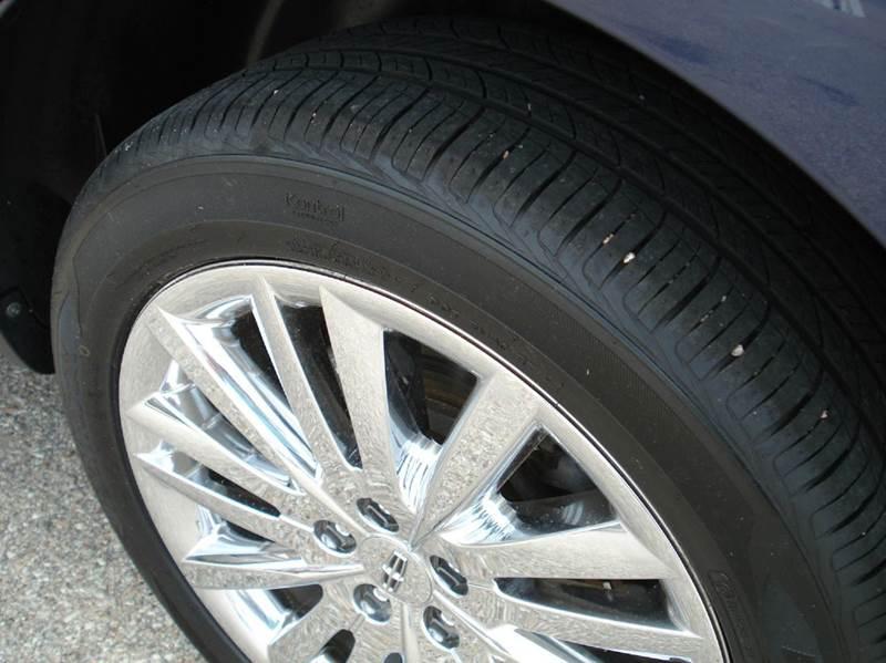 2011 Lincoln MKX AWD 4dr SUV - Hutchinson KS