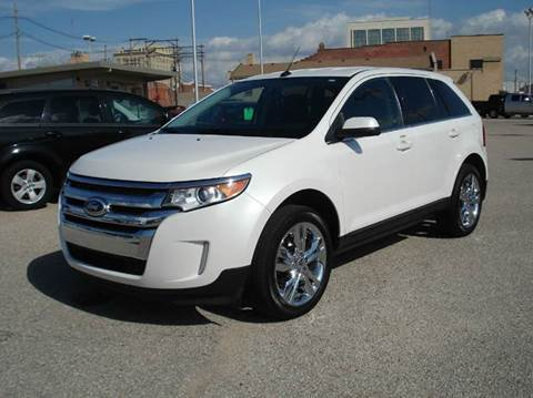 2013 ford edge for sale in kansas
