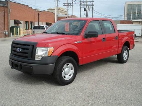 Used ford trucks for sale in hutchinson ks for Midway motors chevrolet of hutchinson