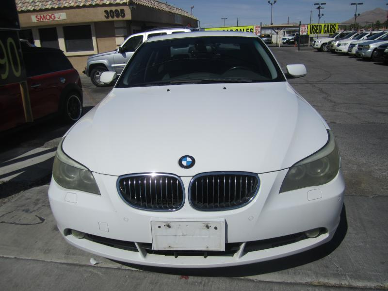 2007 bmw 5 series 530i 4dr sedan in las vegas nv - cars direct usa