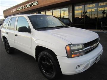 2007 Chevrolet TrailBlazer for sale in Las Vegas, NV