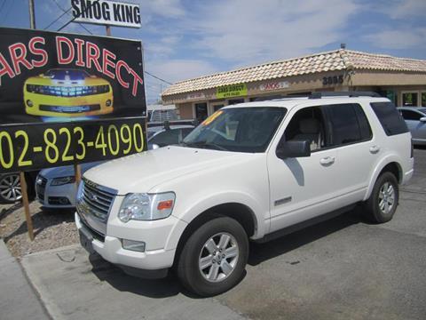 2008 Ford Explorer for sale in Las Vegas, NV