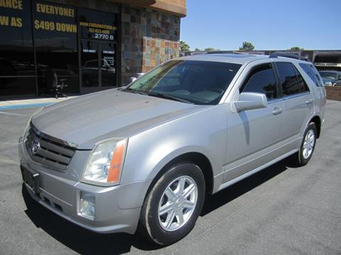 2005 Cadillac SRX for sale in Las Vegas, NV
