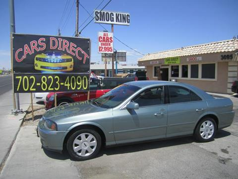 2004 Lincoln LS for sale in Las Vegas, NV