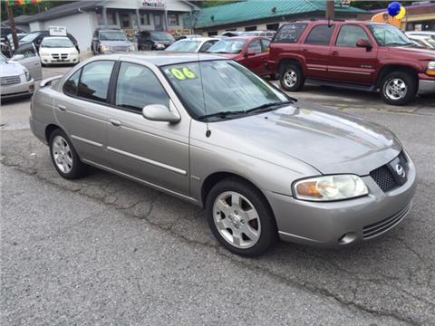 2006 Nissan Sentra For Sale In Alabama Carsforsale Com