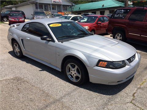 2003 Ford Mustang for sale in Birmingham, AL