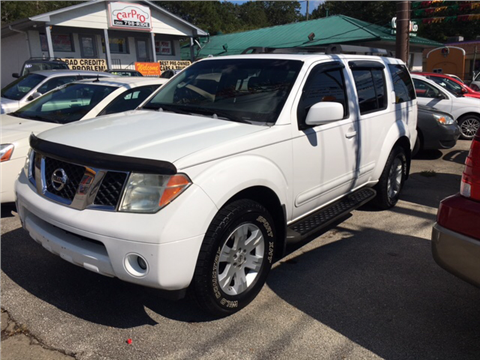 2005 Nissan Pathfinder for sale in Birmingham, AL