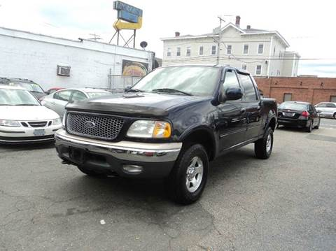 2003 Ford F-150 for sale in Bridgeport, CT