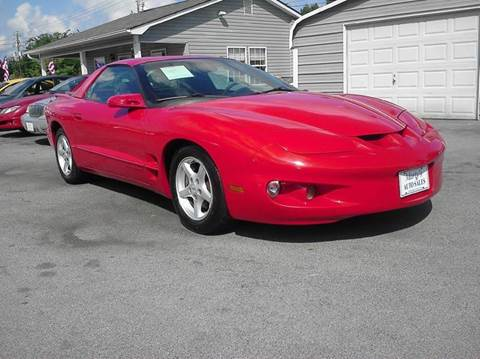 1998 Pontiac Firebird for sale in Lenoir City, TN