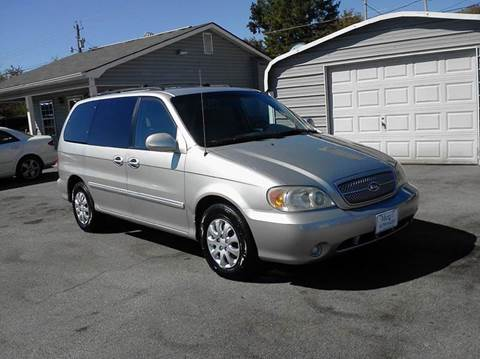 2005 Kia Sedona for sale in Lenoir City, TN