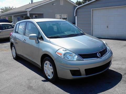 2011 Nissan Versa for sale in Lenoir City, TN