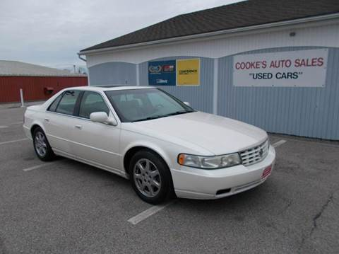 2002 Cadillac Seville for sale in Chardon, OH