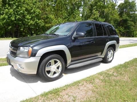 2008 Chevrolet TrailBlazer for sale in Port Orange, FL