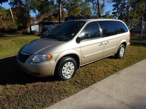 2007 Chrysler Town and Country for sale in Port Orange, FL