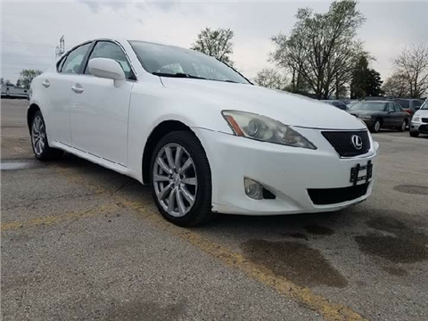 2007 Lexus IS 250 for sale in Chicago, IL