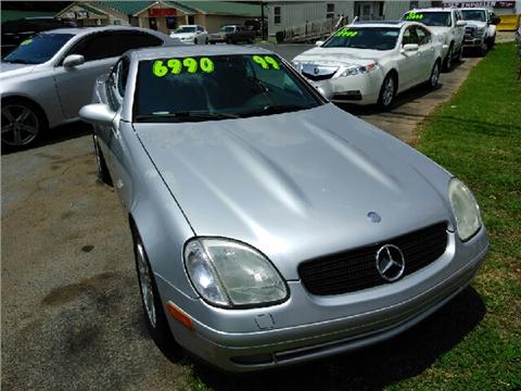 1999 Mercedes-Benz SLK for sale in Huntsville, AL