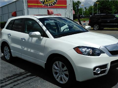 2010 Acura RDX for sale in Huntsville, AL
