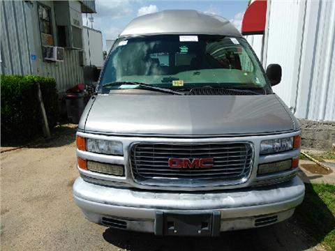 2001 GMC Savana Passenger for sale in Huntsville, AL