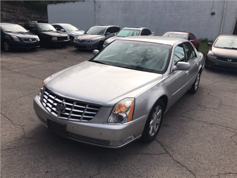 2006 Cadillac DTS for sale in Nashville, TN