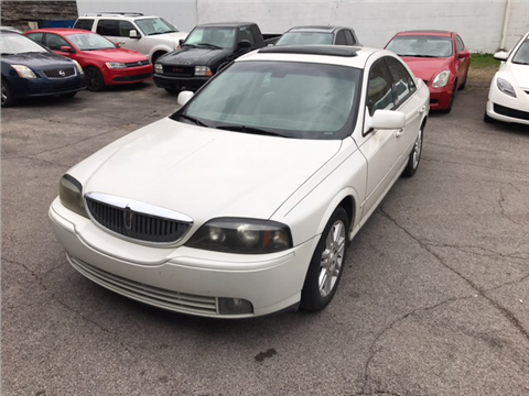 2004 Lincoln LS for sale in Nashville TN