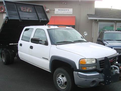 2004 GMC C/K 3500 Series for sale in Salem, OR