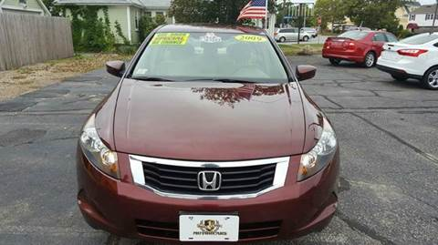 2009 Honda Accord for sale in Hyannis, MA