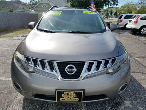 2009 Nissan Murano for sale in Hyannis, MA