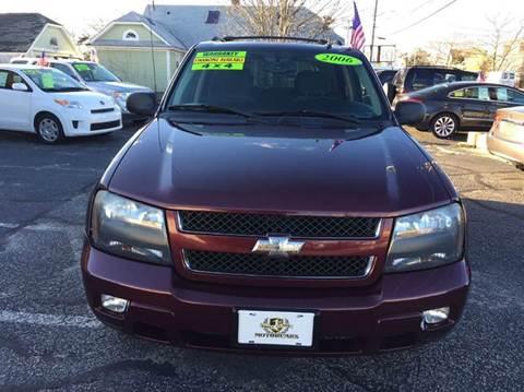 2006 Chevrolet TrailBlazer for sale in Hyannis, MA
