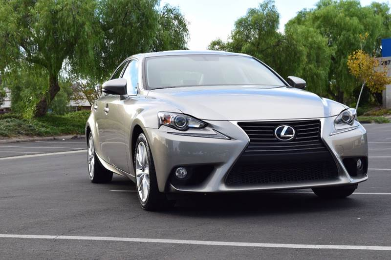 2014 Lexus IS 250 for sale in Temecula, CA