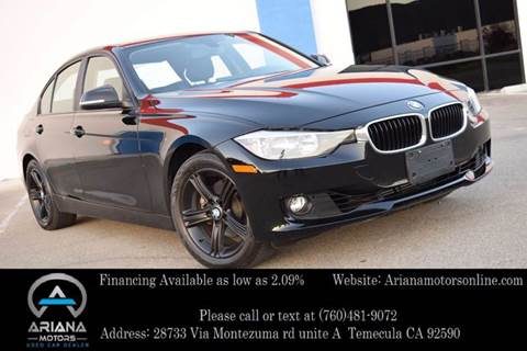 2012 BMW 3 Series for sale in Temecula, CA