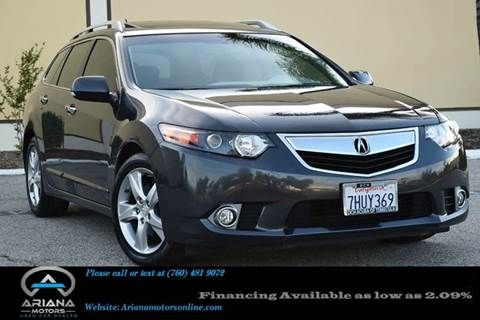 2011 Acura TSX Sport Wagon for sale in Temecula, CA