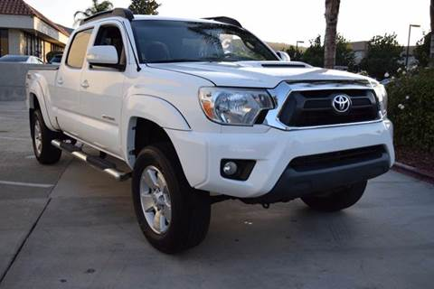 2015 Toyota Tacoma for sale in Temecula, CA