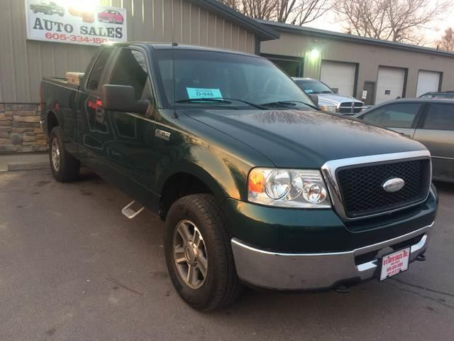 2007 Ford F-150 XLT Pickup 4D 6 1/2 ft - Sioux Falls SD