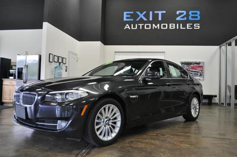 2012 BMW 5 Series for sale in Cornelius, NC