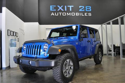 2015 Jeep Wrangler Unlimited for sale in Cornelius, NC
