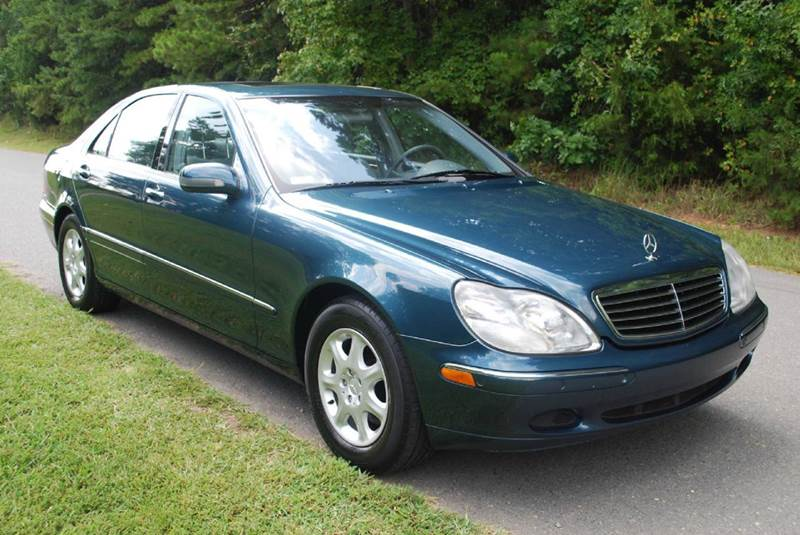 2001 mercedes benz s class for sale in columbia sc cargurus for Mercedes benz in columbia sc