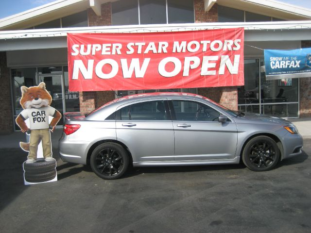 used 2014 chrysler 200 limited in el paso tx at superstar