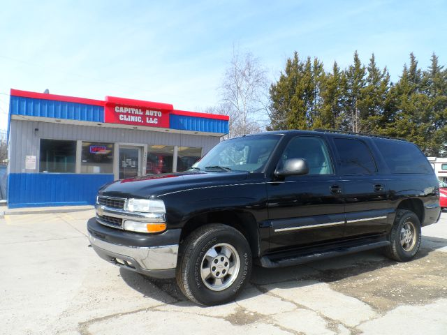 2003 chevrolet suburban 1500 lt 4wd 4dr suv in madison madison wisconsin dells capital auto. Black Bedroom Furniture Sets. Home Design Ideas