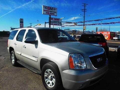 2007 GMC Yukon for sale in El Paso, TX