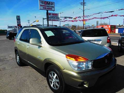 2003 Buick Rendezvous for sale in El Paso, TX