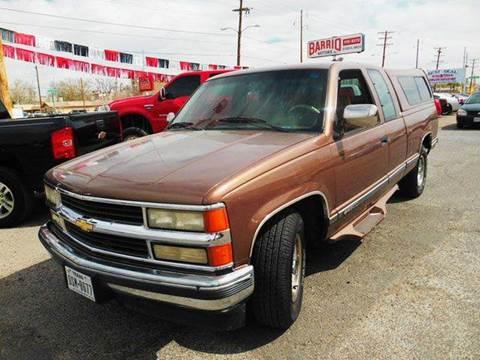 1994 Chevrolet C/K 2500 Series for sale in El Paso, TX