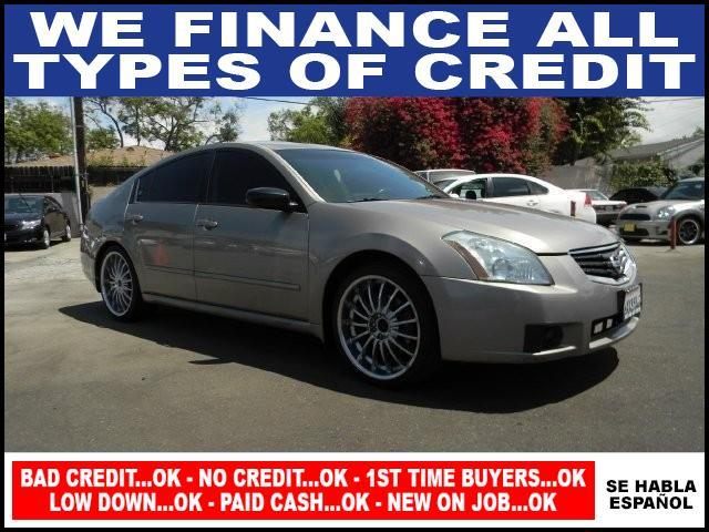 2007 NISSAN MAXIMA 35 SL 4DR SEDAN gold limited warranty included to assure your worry-free purc