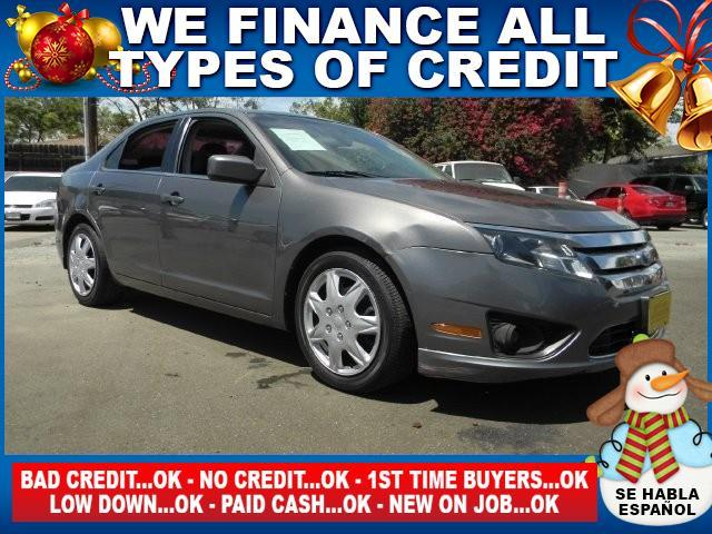 2010 FORD FUSION SE 4DR SEDAN gray limited warranty included to assure your worry-free purchase