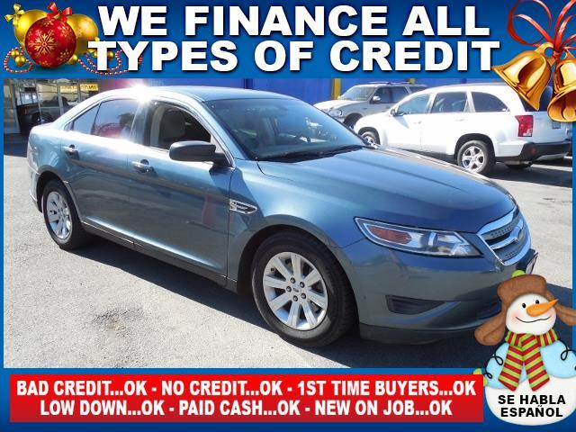 2010 FORD TAURUS SE 4DR SEDAN gray limited warranty included to assure your worry-free purchase