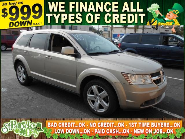2009 DODGE JOURNEY SXT AWD 4DR SUV gold limited warranty included to assure your worry-free purch