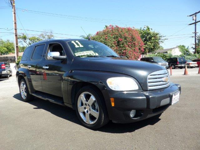 2011 CHEVROLET HHR LT 4DR WAGON W2LT black plimited warranty included to assure your worry-free p