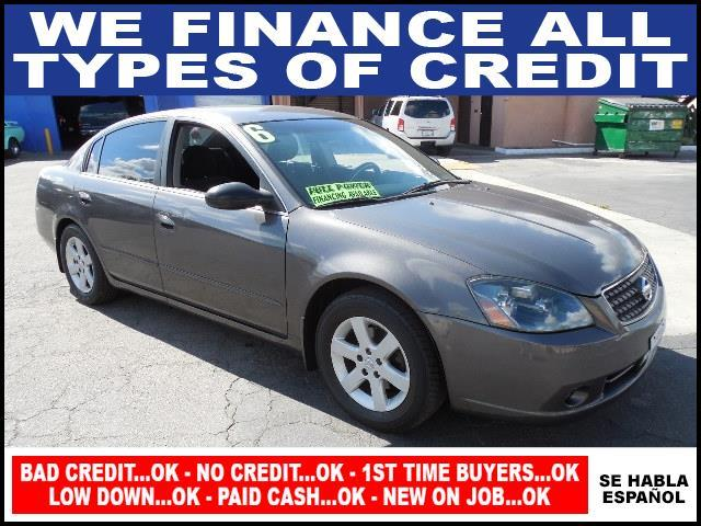 2006 NISSAN ALTIMA charcoal limited warranty included to assure your worry-free purchase autoche