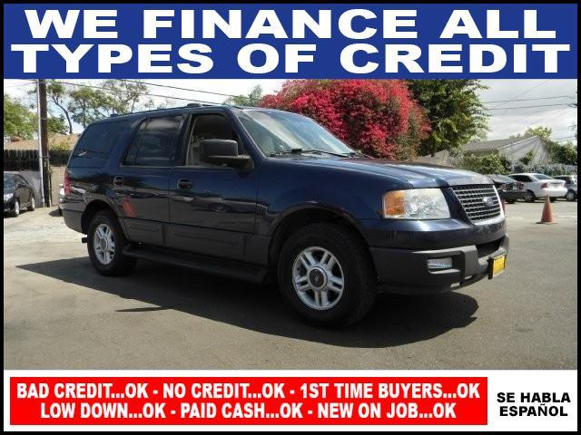 2003 FORD EXPEDITION XLT 4DR SUV blue limited warranty included to assure your worry-free purchase