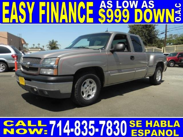 2003 CHEVROLET SILVERADO 1500 LS gold limited warranty included to assure your worry-free purchas