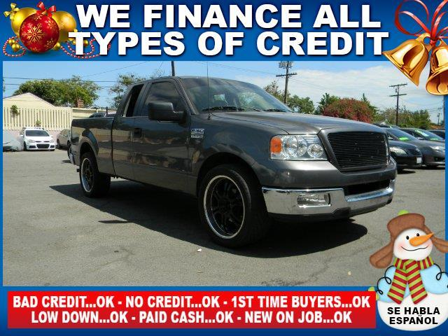 2005 FORD F-150 XLT 4DR SUPERCAB RWD STYLESIDE 5 dk gray limited warranty included to assure you